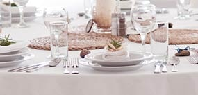 noleggio biancheria ristoranti Sondrio