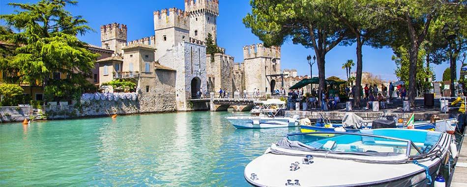 Noleggio biancheria Lago di Garda