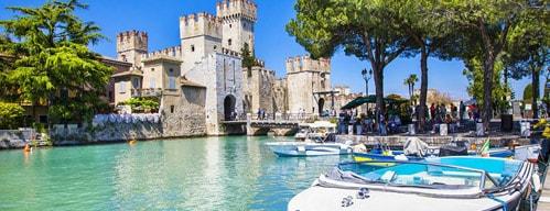 Lavaggio e Noleggio biancheria sul lago di Garda